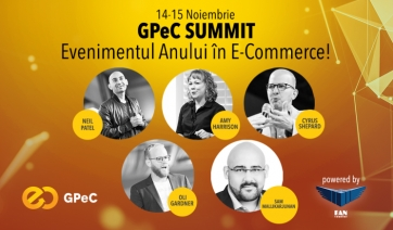 Peste 30 de speakeri exceptionali vorbesc la GPeC SUMMIT!
