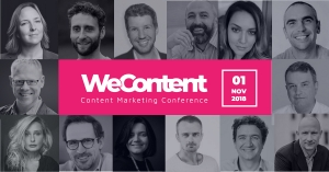 Experti din Romania si UK, la cel mai important eveniment de content marketing local.